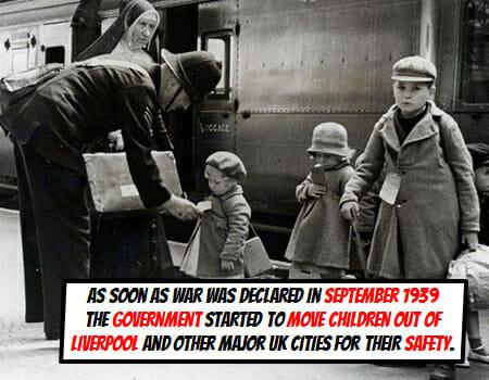 Liverpool Evacuation