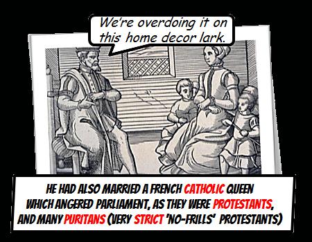 English Civil War Puritains