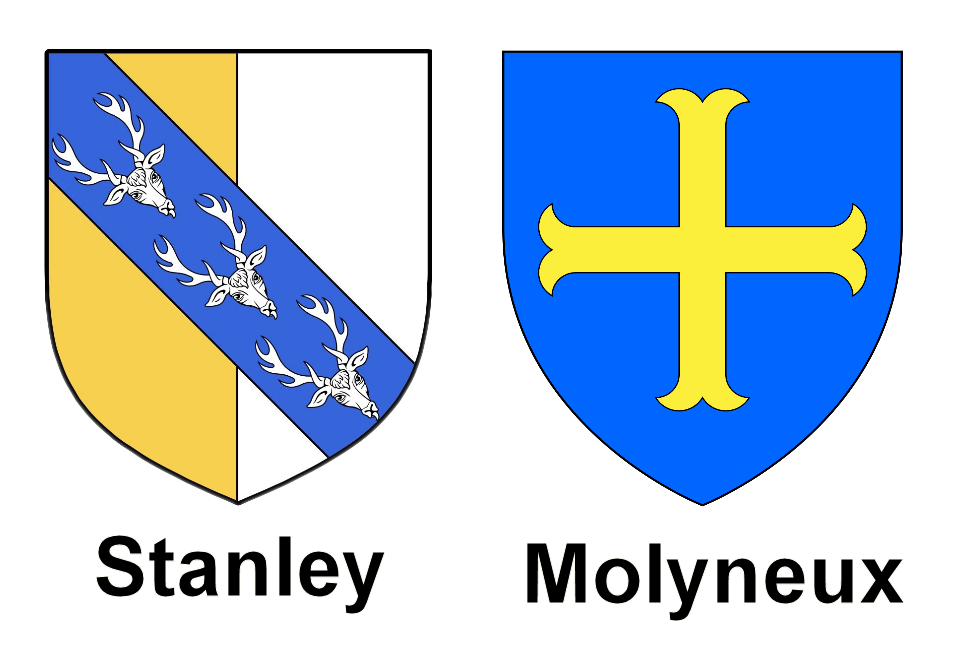 Stanley and Molyneux Crest