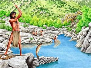 Stone Age Hunting KS2