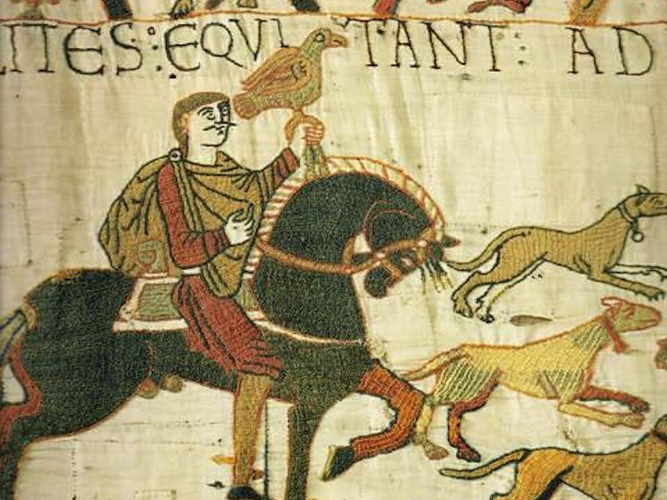 Battle of Hastings Hawks West Derby Hundred