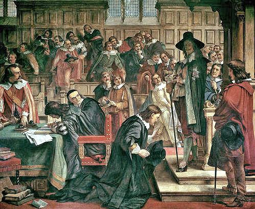 King Charles I parliament